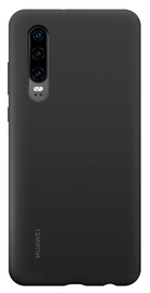 Huawei Silicone Back Cover for Huawei P30 Black