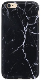 TakeMe Marble Stone Back Case For Samsung Galaxy S9 Plus Black