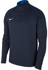 Nike Dry Academy 18 Sweatshirt Drill Top LS 893624 451 Navy Blue S