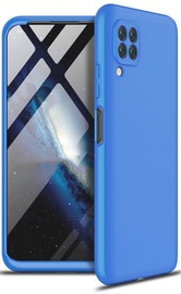 Evelatus Soft Touch Back Case For Huawei P40 Lite Blue
