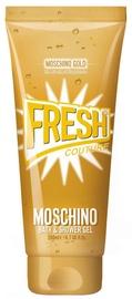 Moschino Fresh Couture Gold Bath & Shower Gel 200ml