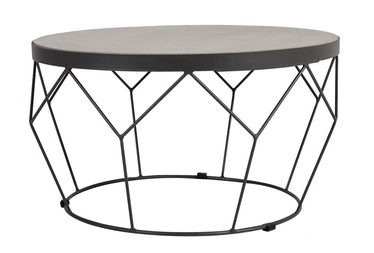 Садовый стол Home4you Sandstone Garden Table Dark Grey (поврежденная упаковка)
