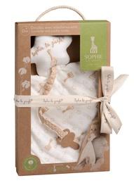 Vulli Sophie La Girafe Comfortes With Pacifier Holder 220126