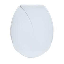 Tualetes poda vāks Thema Lux 46x37x4cm, balts