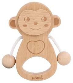 Iwood Wooden Monkey Handbell 739377
