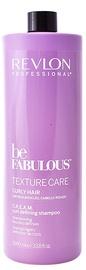 Revlon Be Fabulous Curly Shampoo 1000ml
