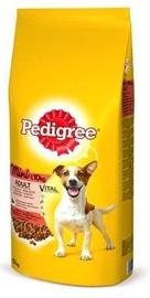 Сухой корм для собак Pedigree Vital Protection Adult Dry Food w/ Beef & Vegetables 12kg