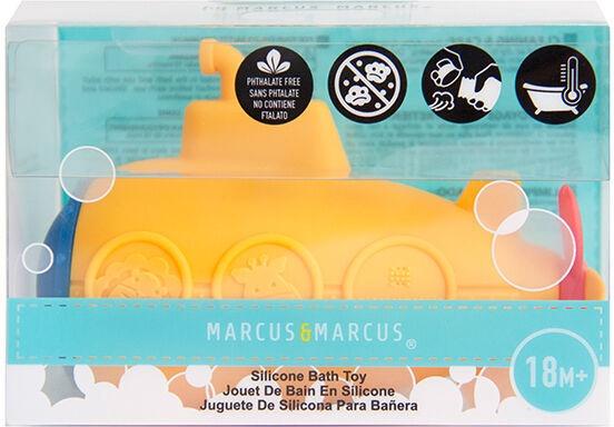 Kuģis Marcus & Marcus Silicone Bath Toy Submarine Squirt