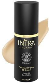 Inika Certified Organic BB Cream 30ml Honey