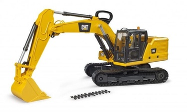 Bērnu rotaļu mašīnīte Bruder Cat Excavator 02483