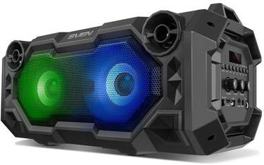 Bezvadu skaļrunis Sven PS-500 Black, 36 W