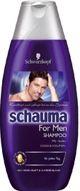 Schwarzkopf Schauma For Men Shampoo 400ml