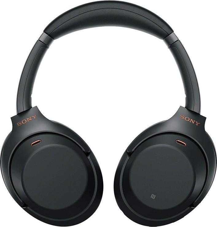 Наушники Sony WH-1000XM3 Black, беспроводные