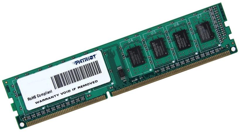 Operatīvā atmiņa (RAM) Patriot PSD38G16002 DDR3 (RAM) 8 GB CL11 1600 MHz