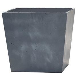 Keter Beton Conic Square Dark Gray