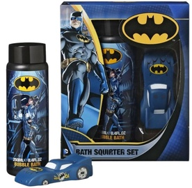 Corsair toilretries Batman Bath Squirter & Bubble Bath Set 250ml