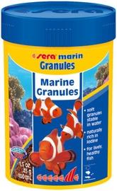 Barība zivīm Sera Marin Granulat 100ml