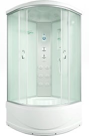 Erlit 4509TP-C3 Massage Shower 90x90cm