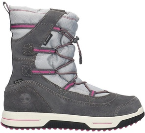 Timberland Snow Stomper Pull On WP Jr A1UJ7 Grey 40