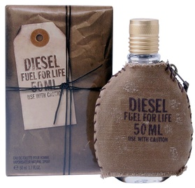 Diesel Fuel For Life 50ml EDT