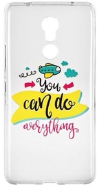 Blun Art Back Case For Samsung Galaxy S8 You Can Do Everything