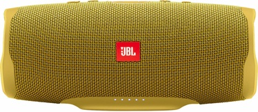 Bezvadu skaļrunis JBL Charge 4 Yellow, 30 W