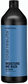 Matrix Total Results Moisture Me Rich 1000ml Shampoo