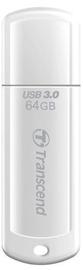 Transcend 128GB JetFlash 730 USB 3.0 White