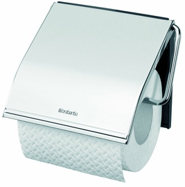 Brabantia Toilet Roll Holder Brilliant Steel