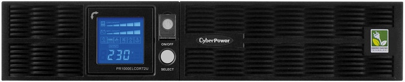 Cyber Power UPS PR1000ELCDRT2U 700W Rack/Tower 2U