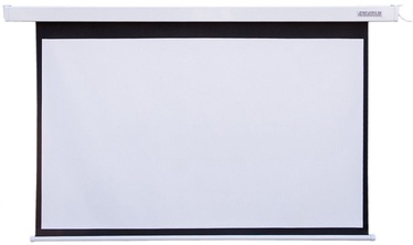 4World Electric Display for Projector 221x124cm w/Switch