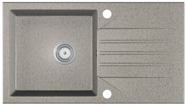 Halmar Sink Evinion Grey