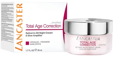 Sejas krēms Lancaster Total Age Correction Night Cream, 50 ml