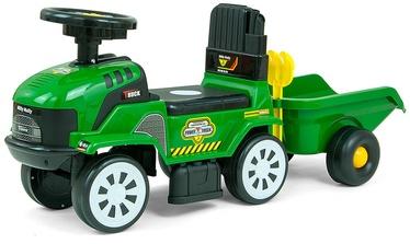 Детская машинка Milly Mally Rolly Plus, зеленый