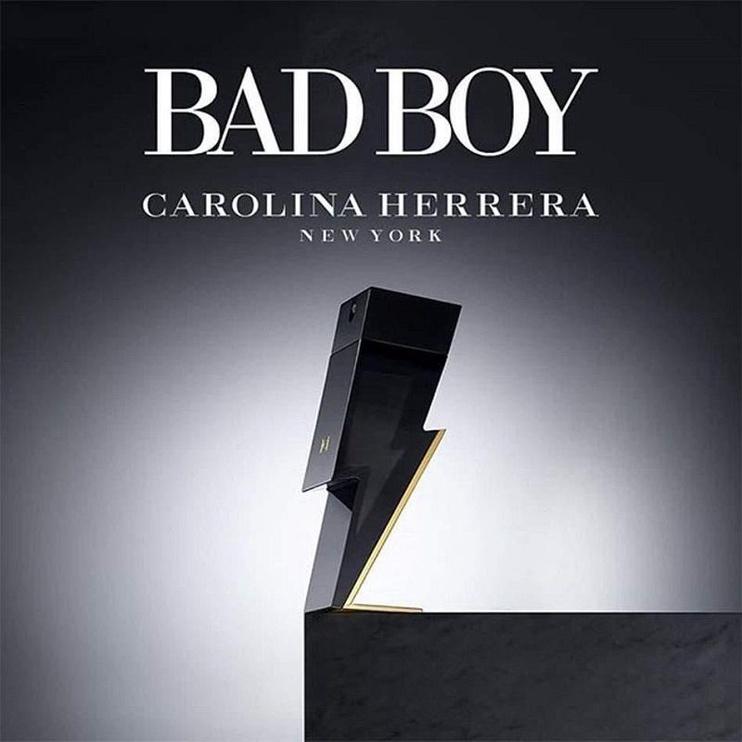 Гель для душа Carolina Herrera Bad Boy, 200 мл