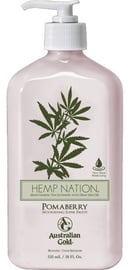 Australian Gold Hemp Nation Hydrating Body Lotion 535ml Pomaberry