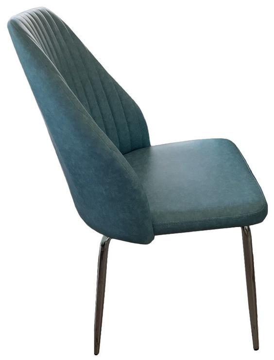 Ēdamistabas krēsls MN 302 Blue
