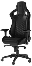 Spēļu krēsls Noblechairs Epic Black