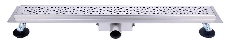Vento Napoli Shower Trap 800x70x70mm