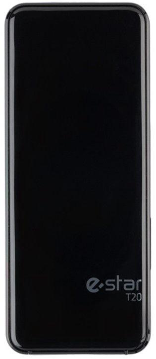 eSTAR T20 Dual Black