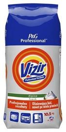 Veļas pulveris Vizir Professional Regular Alpine Fresh, 10.5 kg