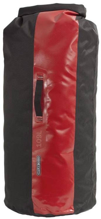 Ortlieb Dry Bag PS490 109l Black/Red