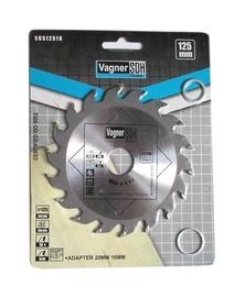 Vagner Wood Cutting Disc 140mm 24T