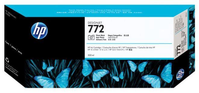 HP 772 Cartridge Black