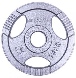 inSPORTline Hamerton Olympic Steel Plate 10kg