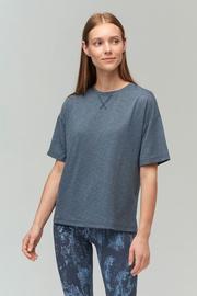 Audimas Light Dri Release T-Shirt Turbulence L