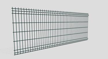 Panelis 3d 3.2x1030x2500 mm zaļš