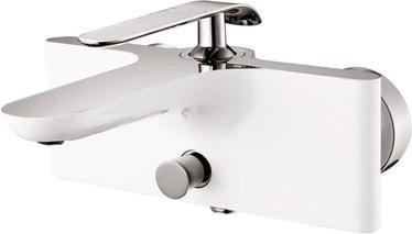 Dušas jaucējkrāns Vento Tivoli Bath/Shower Faucet with Accessories White/Chrome