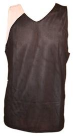 Bars Mens Basketball Shirt Black/White 171 L