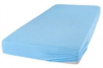 Bradley Bed Sheet Light Blue 180x200cm